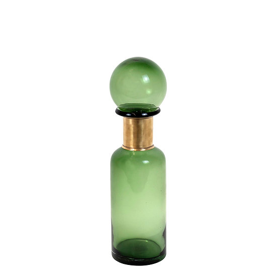 Genie Bottle Medium, Green
