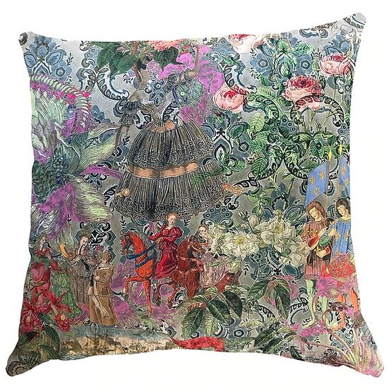 Cushion, Garden Parade