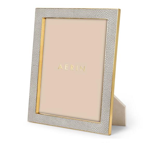 AERIN Classic Shagreen 8x10 Frame
