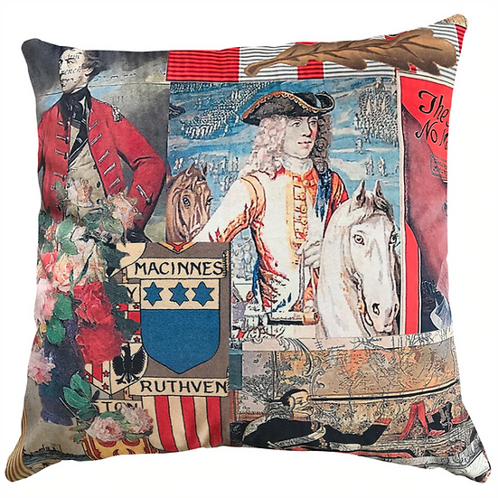 Cushion, Ye Olde England
