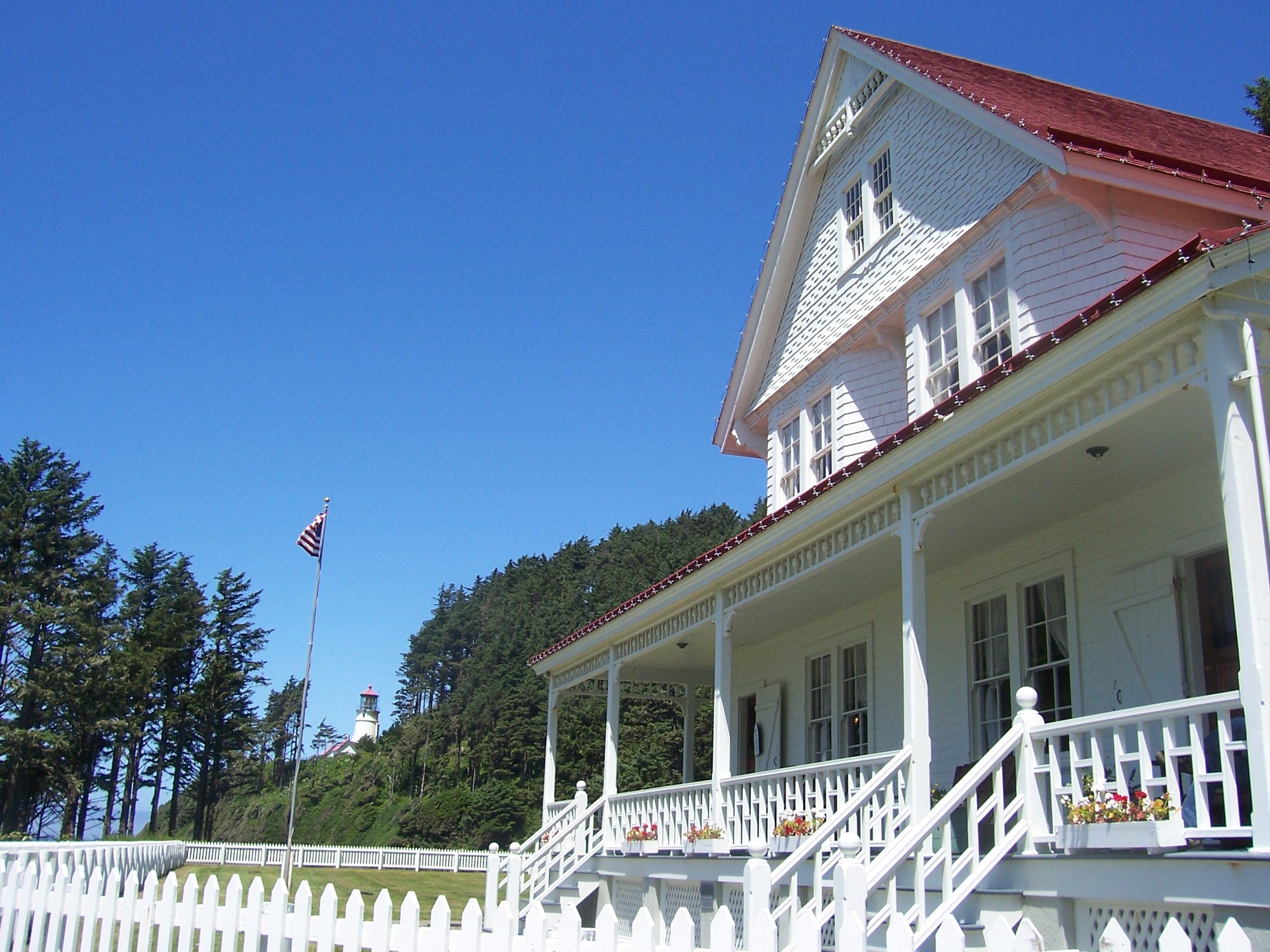 Victorian Light-Keeper's House