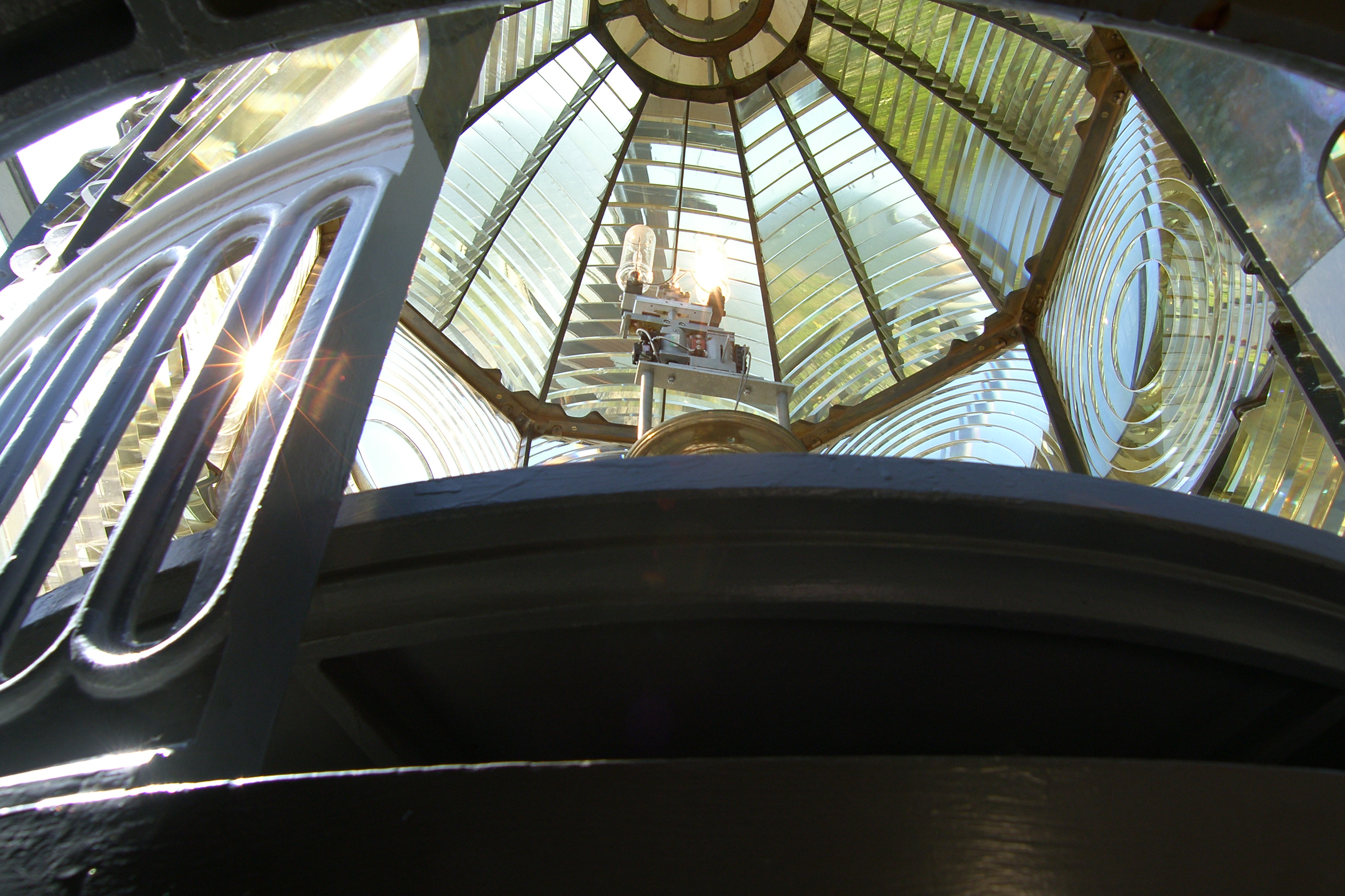Heceta Lighthouse's Fresnel Lens