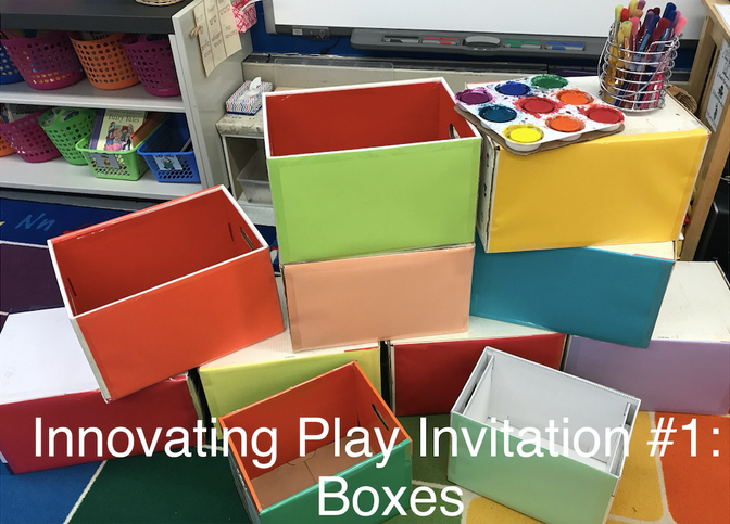 Innovating Play: A Global Invitation