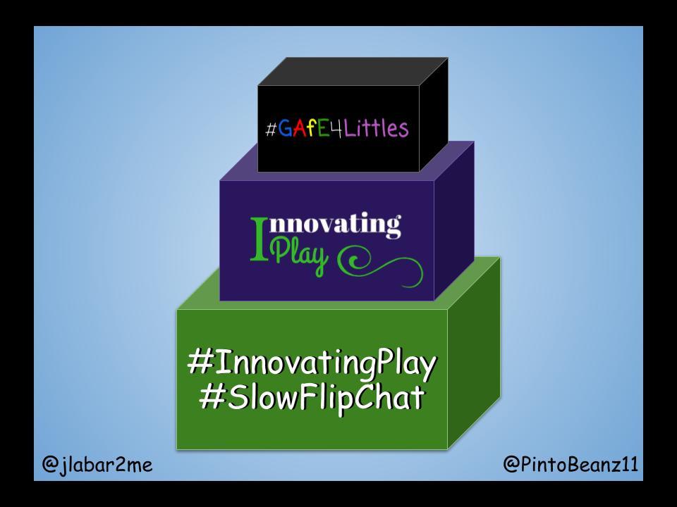 #InnovatingPlay #SlowFlipChat