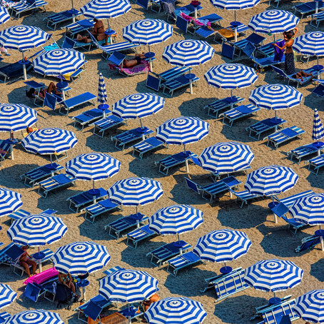 6 Things To Do When You're Bored With Sunbathing