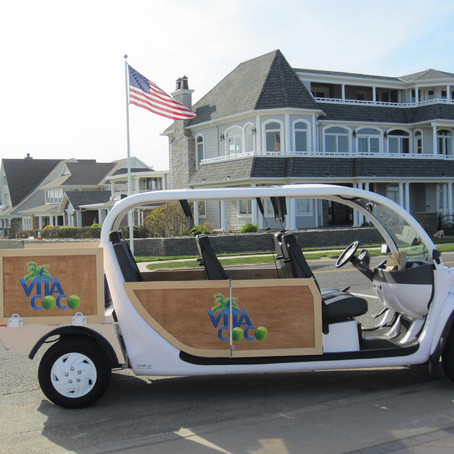 Riding in Style at the Jersey Shore