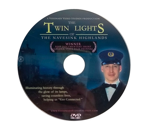 Twin Lights DVD