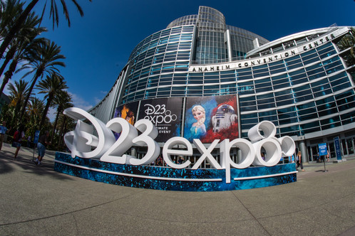 Disney D23 Expo 2019 Photo Blog