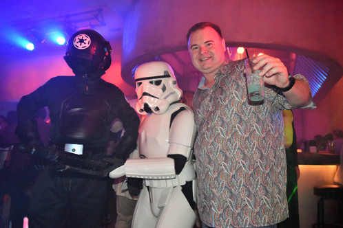 Review: Scum and Villainy Cantina Pop-Up Experience in Hollywood