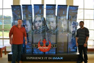 Justin Bolger Lucasfilm Visit 2016