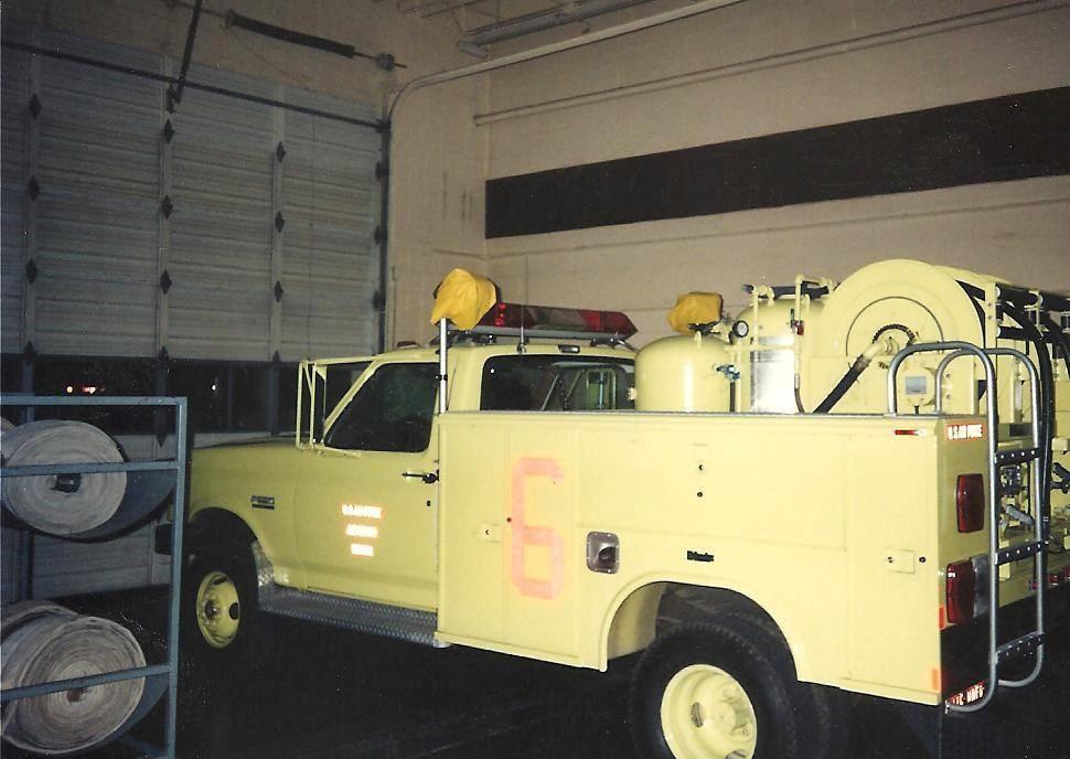 Ramp Truck