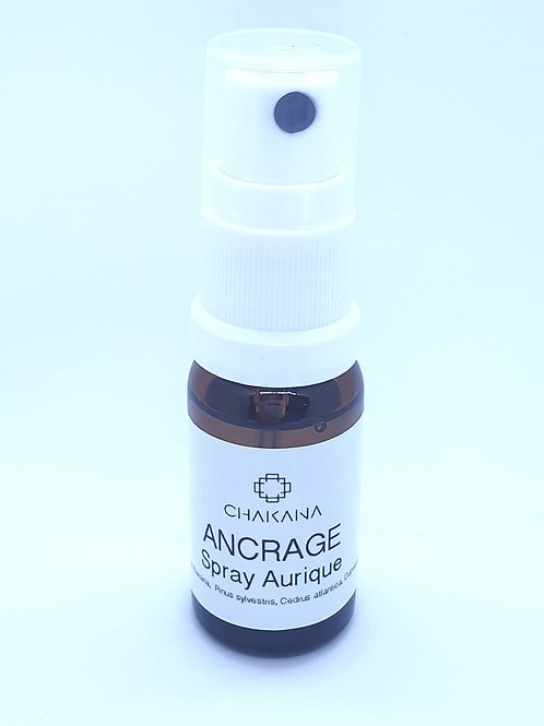 ANCRAGE Spray Aurique 10 ml