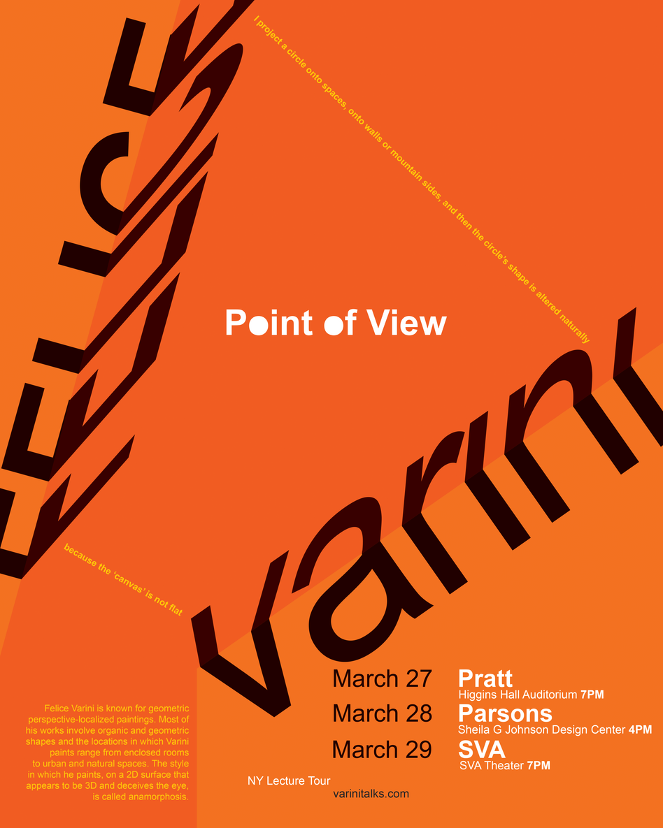Point of View Lecture Series