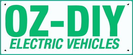 OZ-DIY Electric Vehicles
