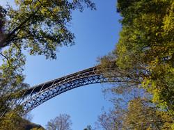 Fayetteville bridge