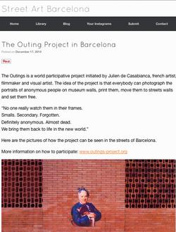 StreeArt Barcelona