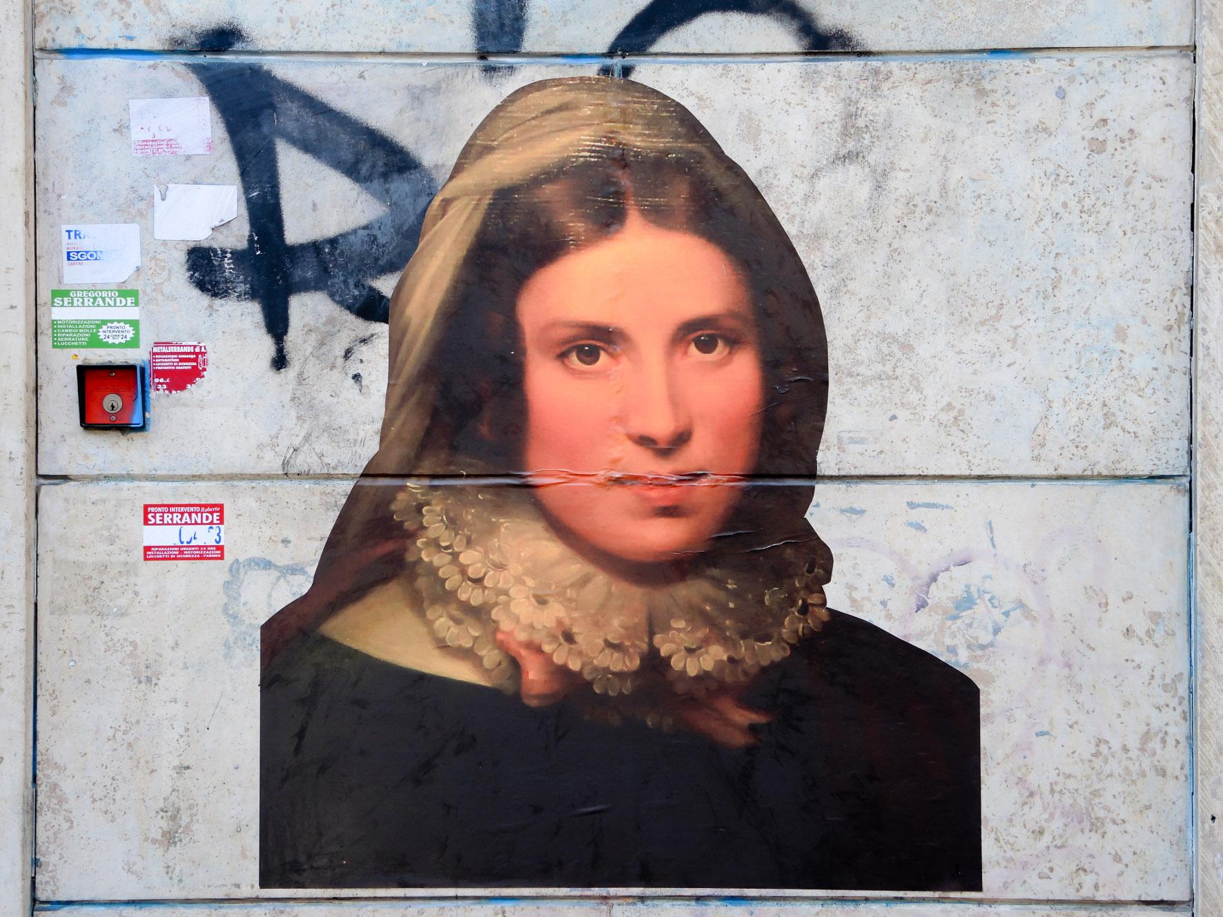 7Roma. San Paolo. Outings-Project. Portrait of Elena Battistini, unknown...-1.jp