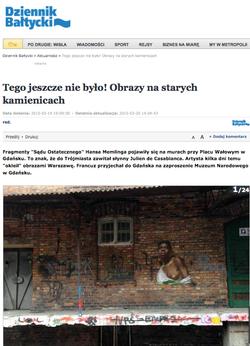 Dziennik baltycki