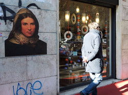 3Roma. San Paolo. Outings-Project. Portrait of Elena Battistini, unknown...-1.jp