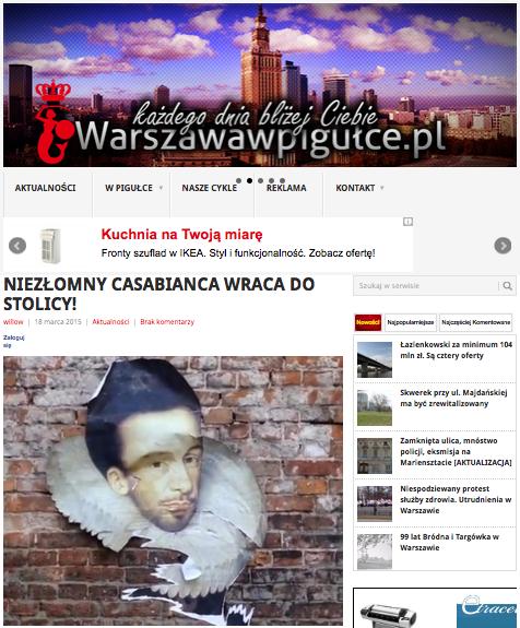 Warszawaw Pigulce