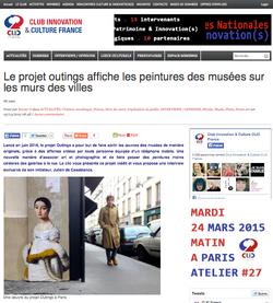 Club innovation & Culture France