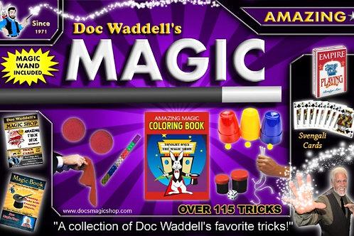 Doc's Amazing Magic Kit