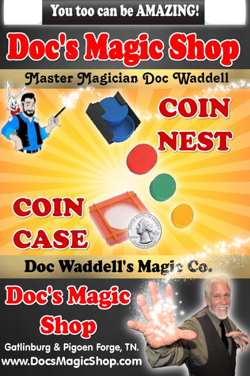 Coin Nest, Coin Case Combo