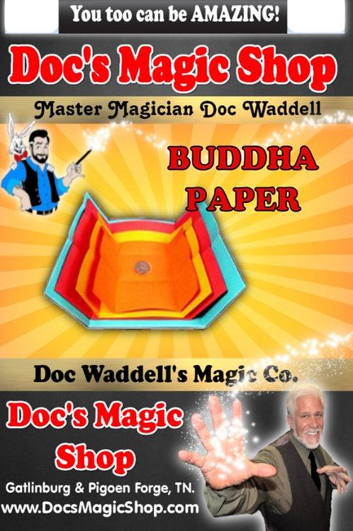 Buddha Paper