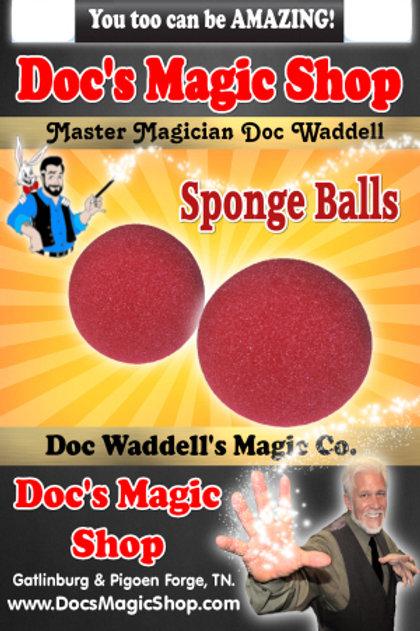 Sponge Balls Magic