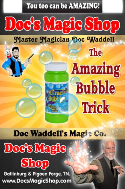 Bubble Trick