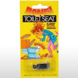 Bang Toilet Seat