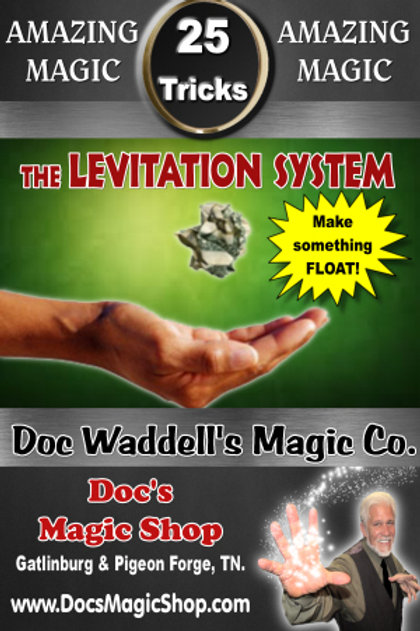 The Levitation System WAS $14.99