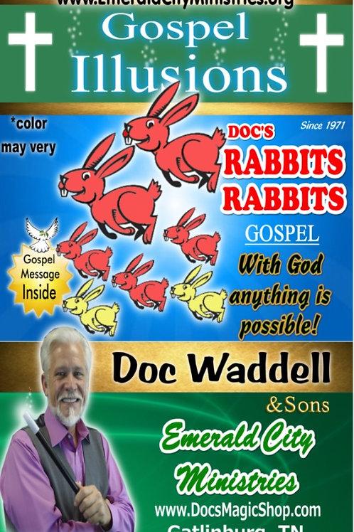 Rabbits Rabbits