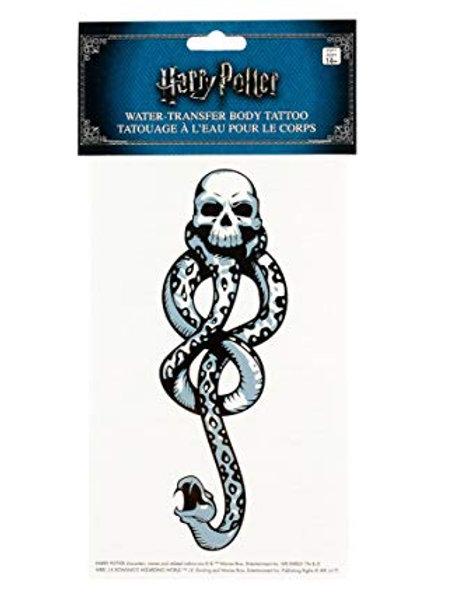 Harry Potter Water Transfer Tattoo