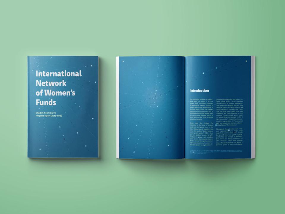 INWF Activities Report 2013- 2015