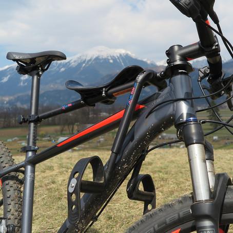 Otroški kolesarski sedež za kolo Mac Ride - PREGLED