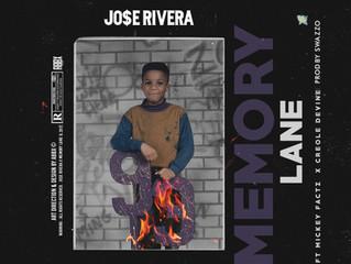 """Stream Jo$e Rivera """"Memory Lane"""" ft Mickey Fatz & Creole Devine (Prod by Swazzo)"""