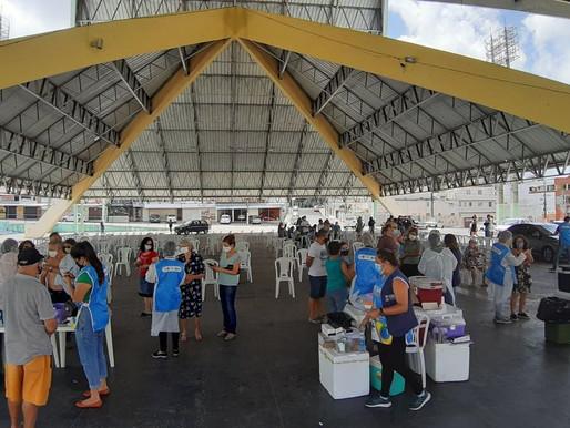 Paraíba recebe mais de 130 mil doses da Pfizer e Butantã neste sábado para  primeira e segunda dose