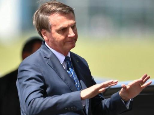 Em declaração, Bolsonaro nega intenção de agredir poderes, mas mantém crítica a Moraes