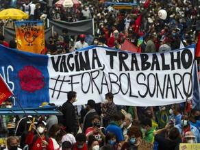 Militantes convocam população para manifestações contra Bolsonaro na Paraíba