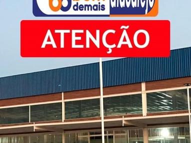 OPORTUNIDADE: Atacarejo abre mais de 120 vagas de emprego em Monteiro
