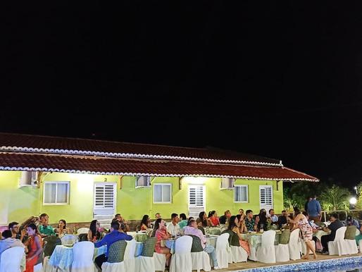 Prefeitura de São Domingos promove festa em alusão ao dia dos professores