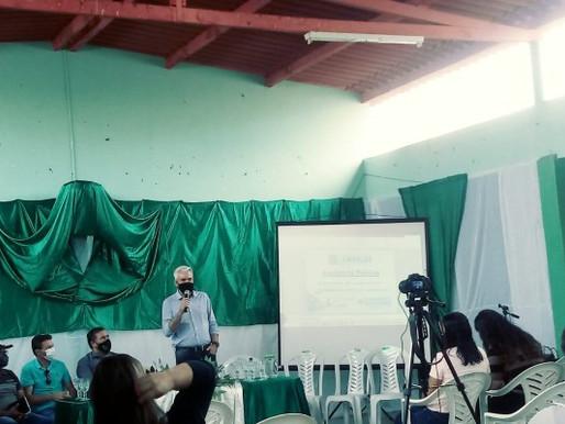 Prefeitura de Camalaú realiza audiência para tratar da LOA 2022