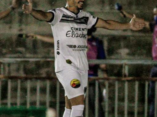 Botafogo-PB vence Criciúma e se mantém sonho da Série B vivo