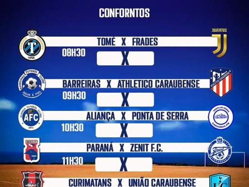Prefeitura de Caraúbas realizará Torneio de Futebol neste feriado