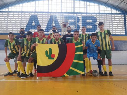 Alunos de São Domingos participam da II Copa regional de Futsal Organizada pela ADPB em campina