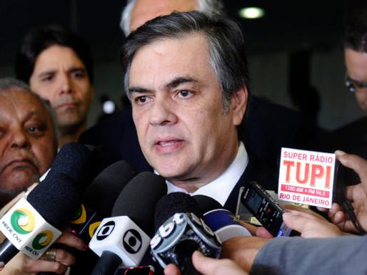 Cássio Cunha Lima quebra silêncio sobre encontro do PSDB em Brasília