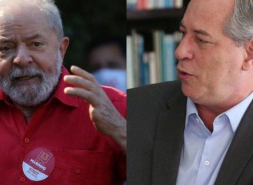 Lula e Ciro receberam quase R$ 1 milhão de salários de seus partidos desde 2019