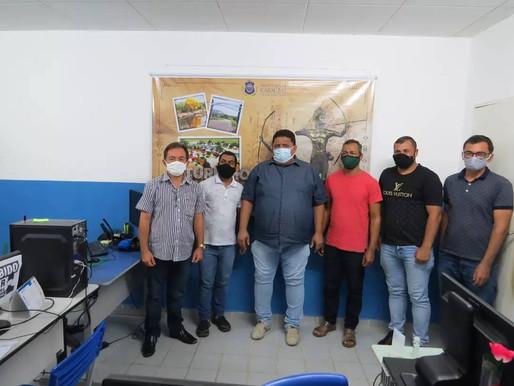 Prefeitura de Caraúbas através da SETur elabora edital da Lei Aldir Blanc