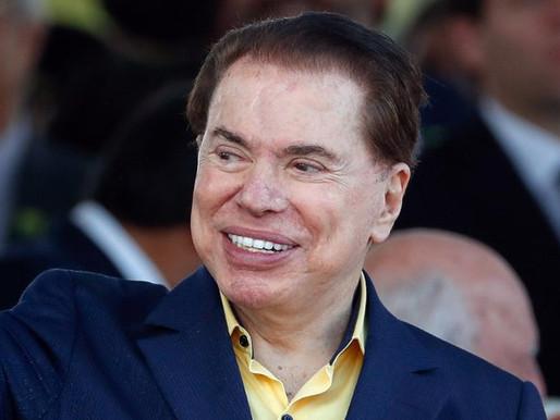 Patrícia Abravanel diz que Silvio Santos venceu a Covid-19